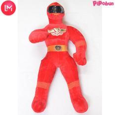 Gấu bông Siêu nhân Power Rangers S.P.D Pipobun size 60cm – Pipobun