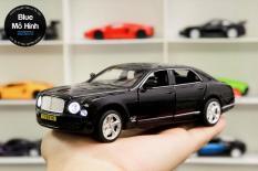 Mô hình xe Bentley Mulsanne tỷ lệ 1:32 mở hết cửa