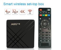 Biến TV thường thành Smart TV – MXQ Plus RAM 4G Android 9