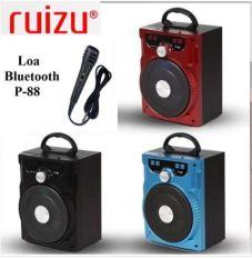 Loa hát karaoke có mic – Loa Công Suất Lớn – Loa A300 Hozito Cao Cấp Omono 2020 Đi kèm. Loa t cắm trực tiếp. Loa Hat Karaoke Bluetooth Kẹo Kéo.