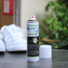 Chai Xịt Khử Mùi Giày NaNo Bạc Mùi Dịu Nhẹ (150ml)