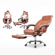 Ghế văn phòng, ghế da, ghế làm việc có gác chân cao cấp ,tiện lợi.