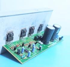 Mạch khếch đại công suất stereo (tháo máy). CS.05