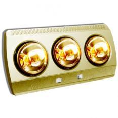 Đèn sưởi nhà tắm, đèn sưởi nhà tắm 3 bóng, đèn sưởi 3 bóng – BẢO HÀNH 3 NĂM