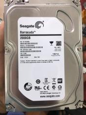 Ổ cứng Seagate or WD 3000GB (3TB,2TB,1TB ) cho máy tính bàn và camera BH 12 tháng đổi mới