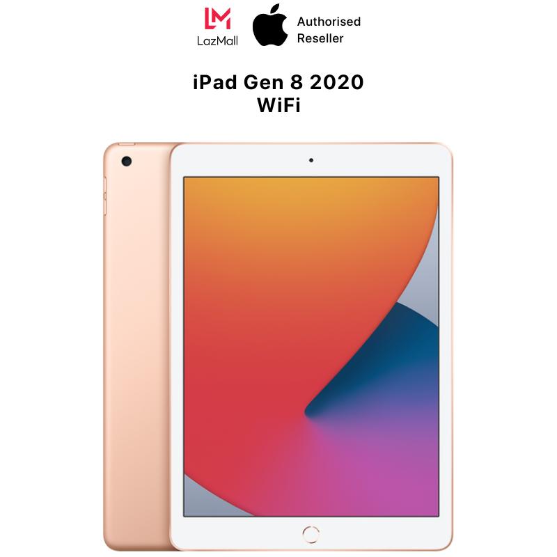iPad Gen 8 2020 10.2-inch Wifi – Hàng Chính Hãng