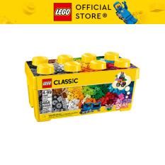 LEGO CLASSIC 10696 Thùng Gạch Trung Classic Sáng Tạo ( 484 Chi tiết)