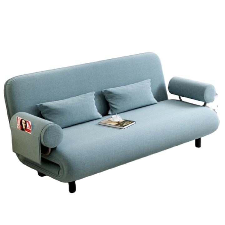 Ghế sofa giường nằm đa năng Kachi MK191 - Màu xanh
