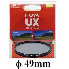 Kính lọc Hoya Filter 49mm UX CPL Slim (Circular Polarizer)