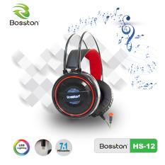 Tai Nghe Bosston HS-12 LED