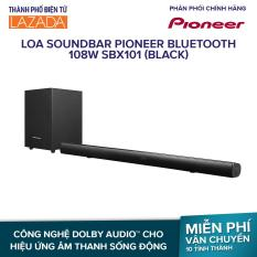 Loa Soundbar Pioneer Bluetooth 108W SBX101 (Black)