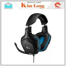 Tai nghe Logitech G431 Gaming Chuyên Nghiệp – Âm Thanh Vòm 7.1