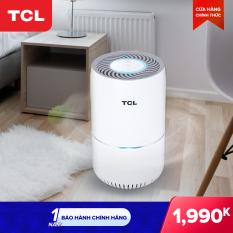 Máy lọc không khí TCL Air Purifier KJ65F-A1 – Bộ lọc 3 lớp lên đến 2100 giờ – Tùy chỉnh tốc độ gió và đèn Led – Kích thước nhỏ gọn – Chế độ ban đêm và khóa trẻ em –