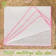 Khăn tắm xuất nhật siêu mềm Mipbi 100% cotton tự nhiên (Túi 1 chiếc 75x85cm)