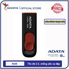 USB Adata C008 8GB 2.0, tốc độ cao – Bảo hành 12 tháng