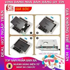 Caddy Bay Dày 12.7mm gắn thêm ổ cứng cho Laptop, Bảo vệ tốt hơn Hộp đựng ổ cứng Box HDD2.5″ Orico 2599US3-BK / 2577US3 / 2139U3, Hộp đựng ổ cứng Box HDD 2.5″ USB 3.0 Orico 2588US3