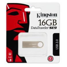 USB Kingston 16GB 2.0 DataTraveler SE9 Tốc độ ghi đọc nhanh Tương thích tốt Chất liệu cao cấp