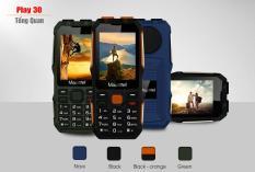 Điện thoại Masstel Play 30 Phím to Loa to pin trâu Bảo hành 12 tháng