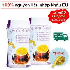 Sữa giảm béo khoa học không mệt – không mất nước – Hera SlimFit 500gr