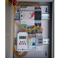 Tủ Ats Tự Động Chuyển Luân Phiên 2 Nguồn Điện