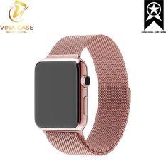 Dây đeo Milanese Loop dành cho Apple Watch size 38/40mm (4 màu)