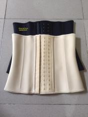 Đai nịt bụng latex 9 xương dáng ngắn 25 cm