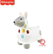 Thú nhún Fisher Price hình cừu trắng cho bé