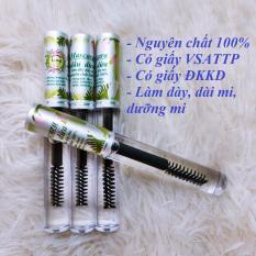 Chuốt mi dầu dừa dưỡng mi cong (macara dầu dừa) nguyên chất 100%