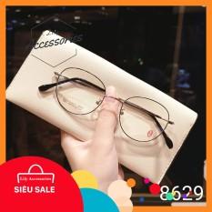 Gọng kính cận thời trang Gọng kim loại 8629