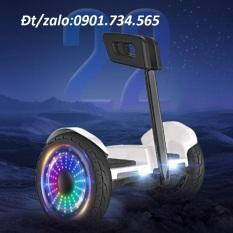 Xe điện cân bằng – xe cân bằng 2 bánh có tay cầm – bảo hành 12 tháng