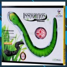 Rắn Điều Khiển Từ Xa | Đồ chơi mô hình rắn