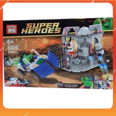 Đồ Chơi Noel – Xếp Hình Thông Minh Anh Hùng 6006 – Đồ Chơi Trẻ Em Toy Mart