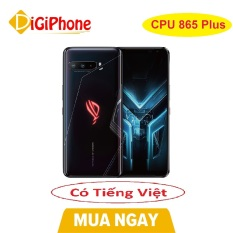 Điện thoại Gaming Phone Asus ROG Phone 3 Tencent 12/256Gb (Chip 865 Plus)- Nhập khẩu