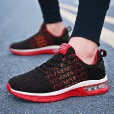 2018 mới mùa xuân giày nam giày thường giày nam thể thao lưới thoáng khí giày chạy mùa hè giày nam