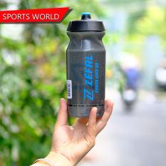Bình nước thể thao xe đạp ZEFAL SENSE 65 (Màu khói)