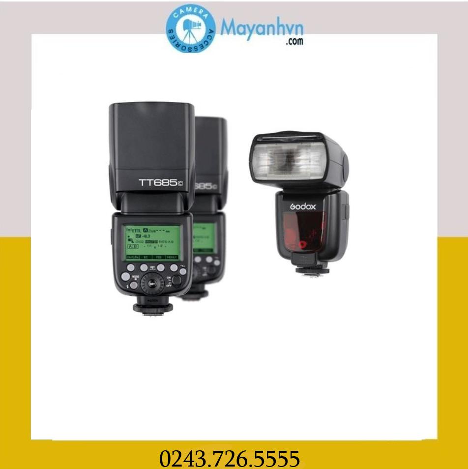 Đèn Flash Godox TT685C for Canon Bảo hành 12 tháng