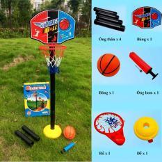 Bộ bóng rổ cho bé, bộ ném bóng rổ cho bé