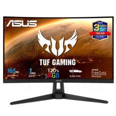 Màn hình Game Cong ASUS TUF Gaming VG27VH1B – 27 inch, FHD, 165Hz, 1ms MPRT, FreeSync Premium – VG Series Monitor