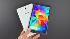 Máy Tính Bảng Samsung Galaxy Tab S 8.4 || Màn hình 2K – Ram 3GB | Vân tay 1 chạm – Tặng kèm đủ phụ kiện