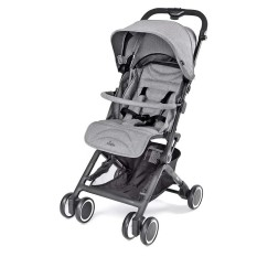 Xe đẩy cao cấp aluminium siêu bền và nhẹ gập gọn xe nôi cho bé sơ sinh Poppin – Mastela: Bao gồm túi – áo che mưa – màn