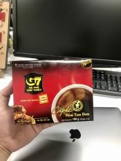 [GIÁ SỈ] Cafe Trung Nguyên Giá Sỉ G7 hoà tan đen hộp 50 gói x 2gram