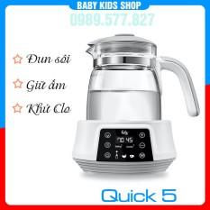 Máy hâm nước pha sữa Fatz , máy đun nước pha sữa Fatz điện tử – Quick 5 – FB3569TK