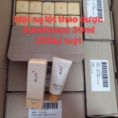 Mặt Nạ Lột Thảo Dược Tẩy Tế Bào Chết Sulwhasoo Clarifying Mask 30ml