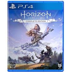 Đĩa game Horizon Zero Dawn Complete Edition PS4