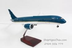 Mô hình máy bay tĩnh loại lớn Boeing B787 47cm