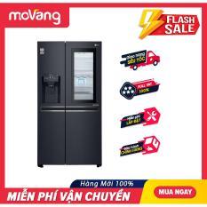 [TRẢ GÓP 0%] Tủ lạnh LG Inverter InstaView Door-in-Door 601 lít GR-X247MC