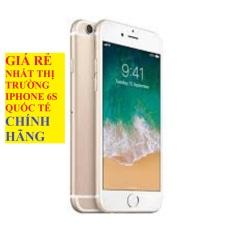 điện thoạiAple IPHONE6S 32G mới zin bản Quốc Tế, Vân Tay mượt mà
