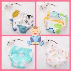 Set 3 quần bỏ bỉm goodmama 6 lớp xuất hàn cho bé từ 5-15kg chất liệu và thiết kế thông minh đảm bảo an toàn cho trẻ sử dụng có độ bền cao cam kết như hình