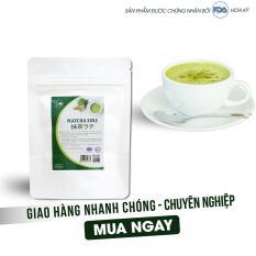 Bột trà xanh 3in1 (trà xanh sữa) – GreenD Food – 100gr