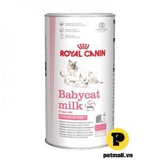 Sữa cho mèo Royal Canin BABYCAT MILK 300g